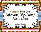 Clip Chart: A Classroom Management Tool {Chocolate Polka Dots}