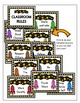 Clip Chart Behavior Management System Space Theme
