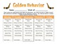 Clip Chart Behavior Sheet Olympic Theme
