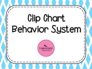 Clip Chart Behavior System