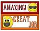 Clip Chart -Emoji
