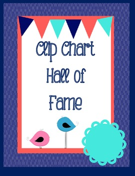 Clip Chart Hall of Fame