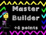 Clip Chart (Includes Class Dojo version) : LEGO like block Theme