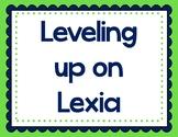 Clip Chart - Lexia Core 5 - Navy Lime