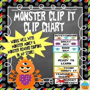 Clip Chart for Classroom Management