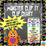Clip Chart for Classroom Management {Monster}