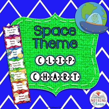 Clip Chart-Outer Space Theme