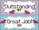 Clip Chart Signs {Ladybug Love}