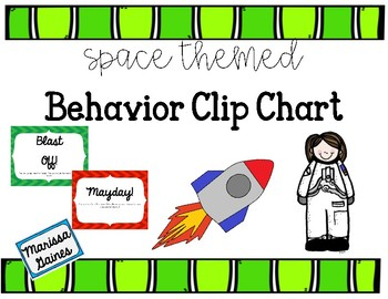 Clip Chart Space Theme