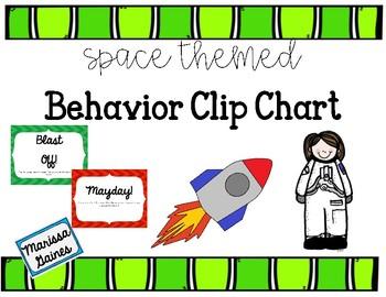 Clip Chart Space Theme