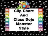 Clip Chart and Class Dojo