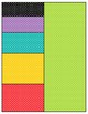 Clip Chart for Attendance and Behavior - Polka Dot Theme