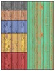 Clip Chart for Attendance and Behavior - Wood Theme