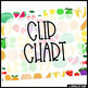 Clip Chart with Behavior Management Sheets - Fruit Salad Style