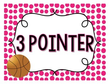 Clip Charts {Sports Themed} & mini clip chart for individual students