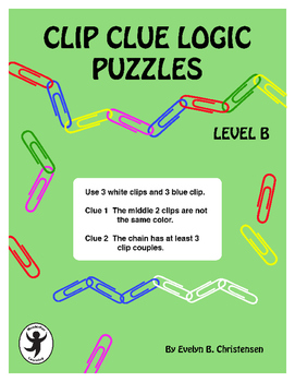 Clip Clue Logic Puzzles Level B