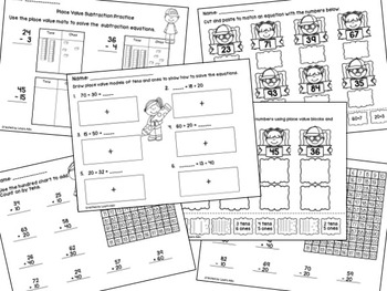 Clip & Flip Math Centers/Task Cards