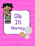 Clip It! - A Counting Money Game