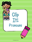 Clip It! - A Pronoun Game