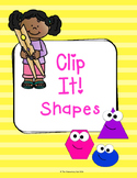 Clip It! - A Shape Game