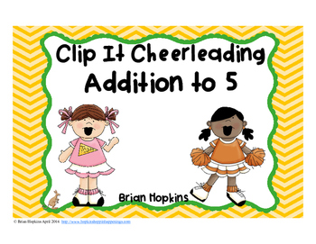 Clip It Addition to 5 Cheerleading