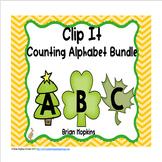 Clip It Alphabet Bundle