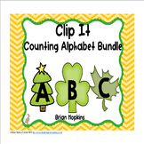 Clip It Alphabet Bundle