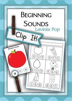 Clip It! - Beginning Sounds