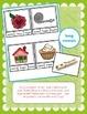 BUNDLE! Clip It Cards Literacy Centers (CVC Words, Alphabe