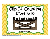 Clip It Counting Crows to 10