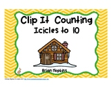 Clip It Counting Icicles