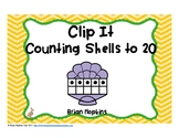 Clip It Counting Shells