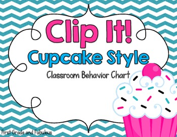 Clip It-Cupcake Style