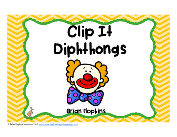 Clip It Diphthongs