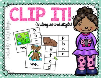 Clip It! {Ending Sound Style}