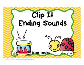Clip It Ending Sounds