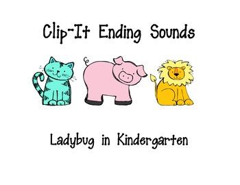 Clip It Ending Sounds Packet