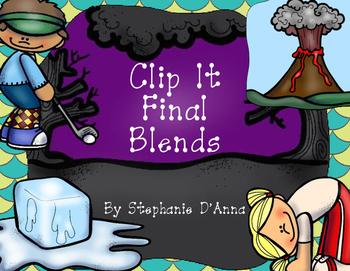 Clip It: Final Blends