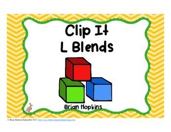 Clip It L Blends