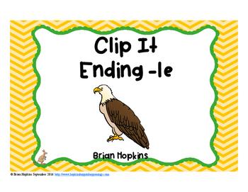 Clip It LE Sounds