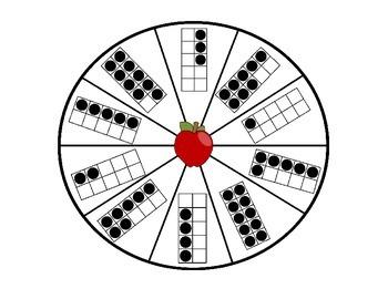 Clip-It Math Wheels