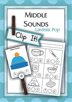 Clip It! - Middle Sounds