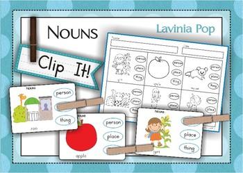Clip It! - Nouns