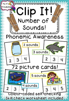 Clip It! Number of Sounds!