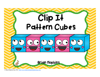 Clip It Patterns