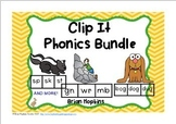Clip It Phonics Bundle