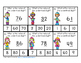 Clip It Place Value to 120 Winter Task Cards