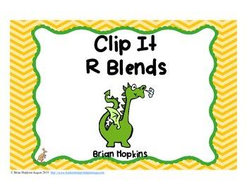 Clip It R Blends