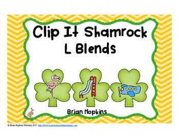 Clip It St. Patrick's Day L Blends