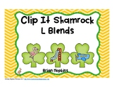 Clip It St. Patrick's Day L Blends